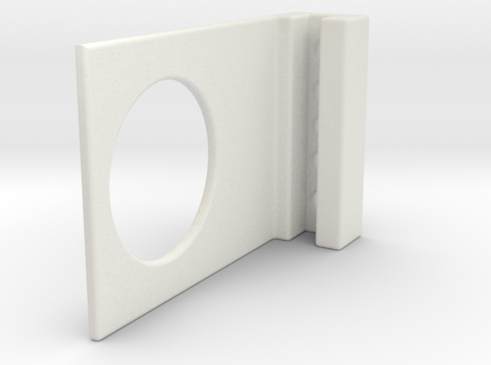 Epidemic prevention pull tab 3d printed