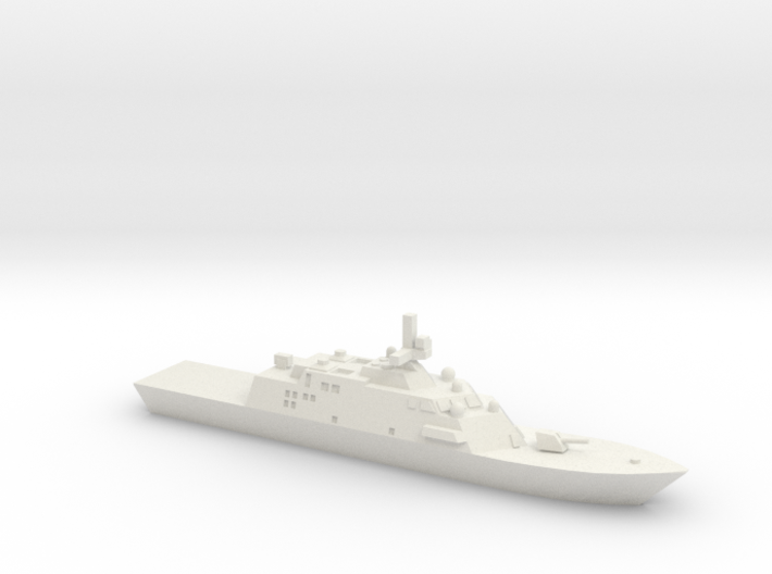 Freedom-Class LCS, 1/1250 3d printed