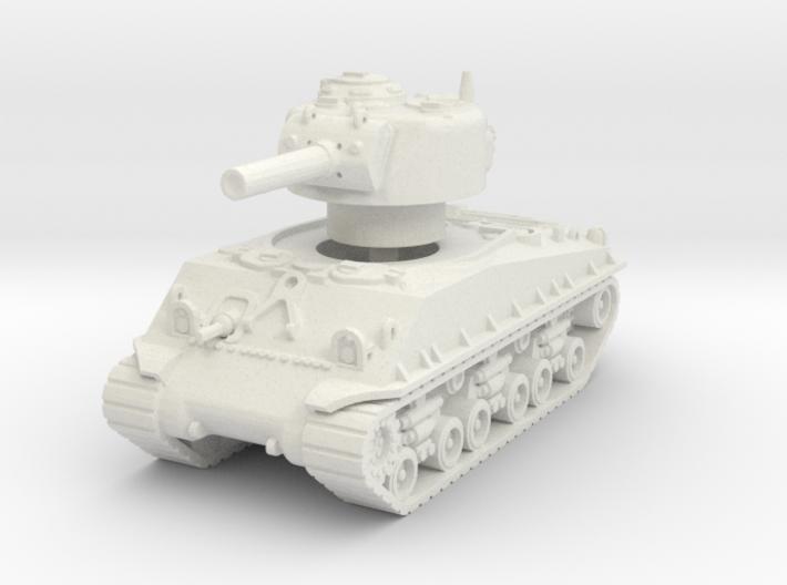 M4A3 Sherman HVSS 105mm 1/100 3d printed