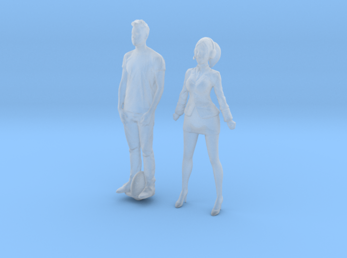 Printle T Couple 1960 - 1/87 - wob 3d printed