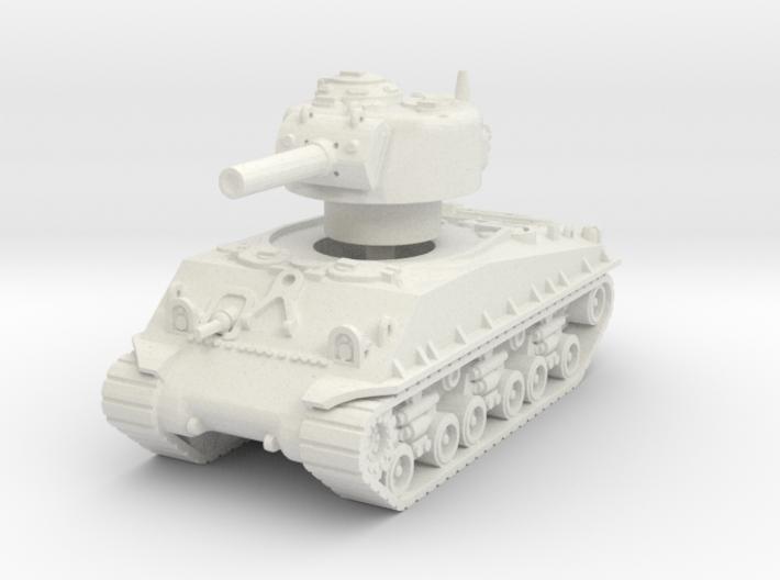 M4A3 Sherman HVSS 105mm 1/76 3d printed