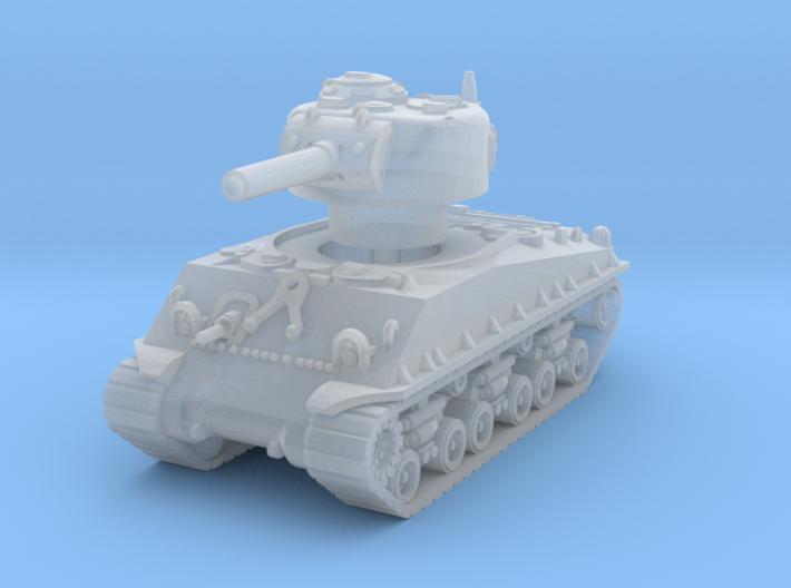 M4A3 Sherman HVSS 105mm 1/144 3d printed