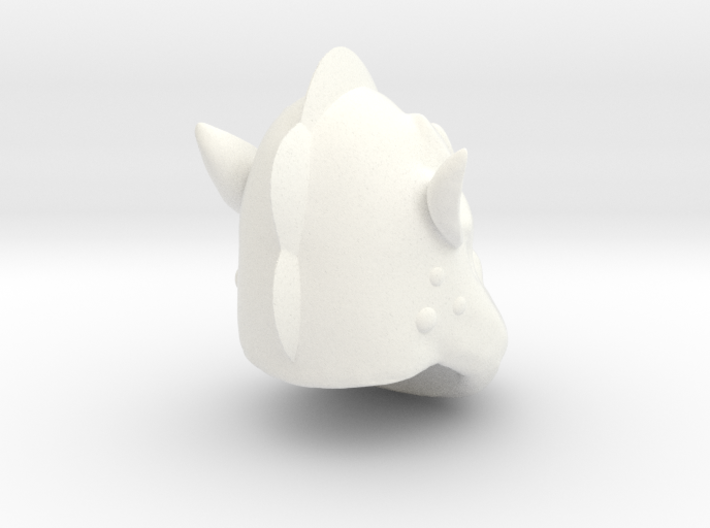 Tail-Or Head 3d printed