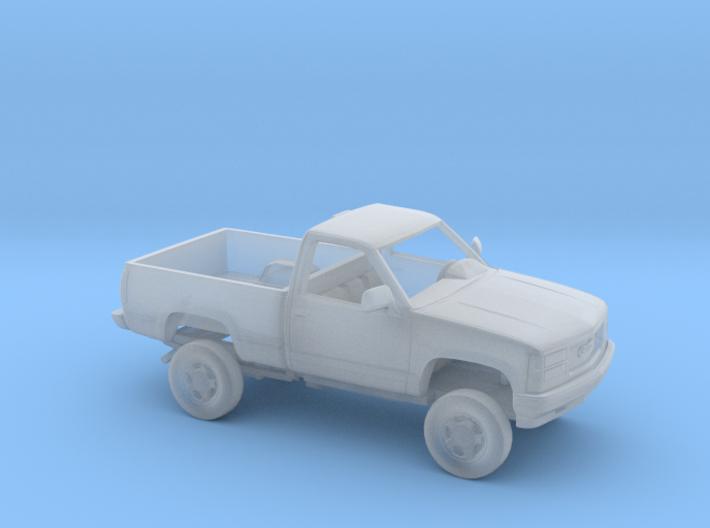 1/160 1989-98 GMC Sierra Reg Cab Short Bed Kit 3d printed