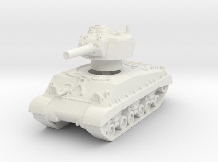 M4A3 HVSS 105mm (sandshield) 1/120 3d printed