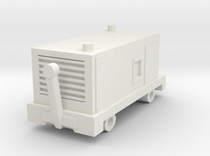 TLD ASU-600 Air Start Unit 1/43 3d printed