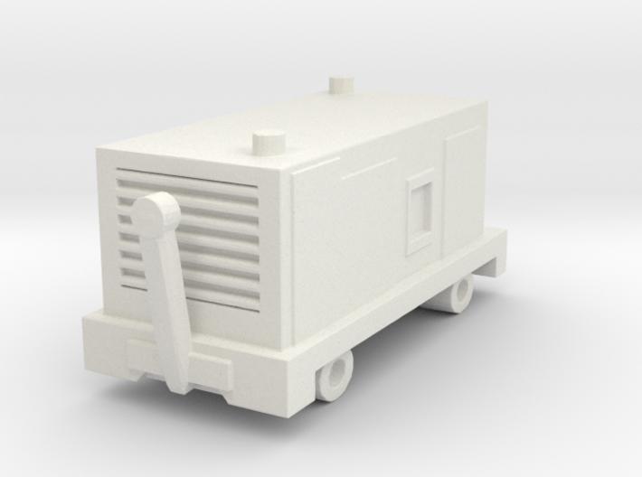 TLD ASU-600 Air Start Unit 1/120 3d printed