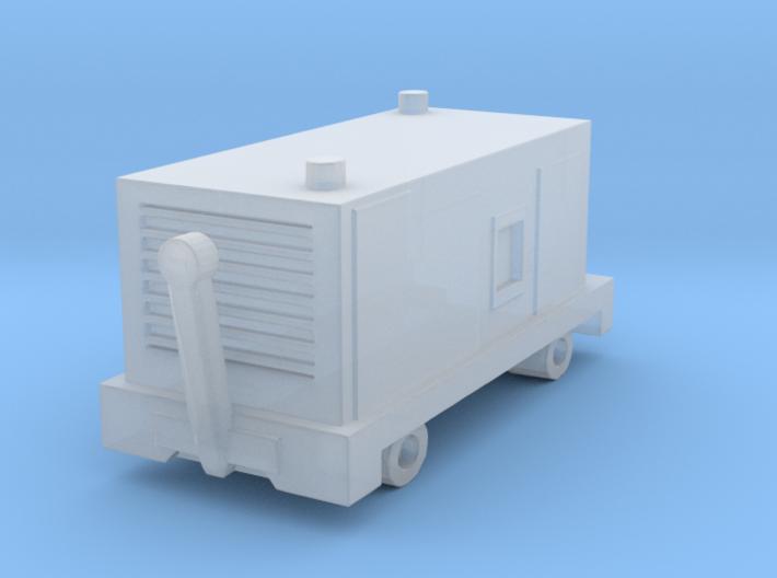 TLD ASU-600 Air Start Unit 1/160 3d printed