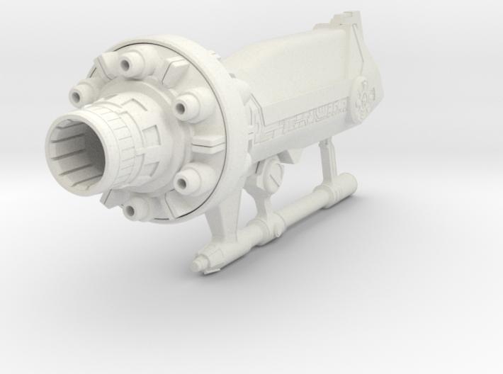 Zeo Cannon Mini 3d printed