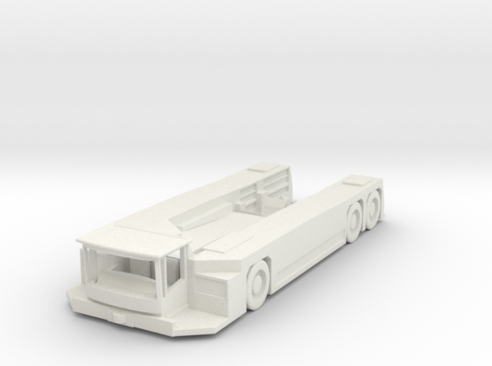 Goldh AST-1 X 1360 (6×6) Tractor 1/120 3d printed