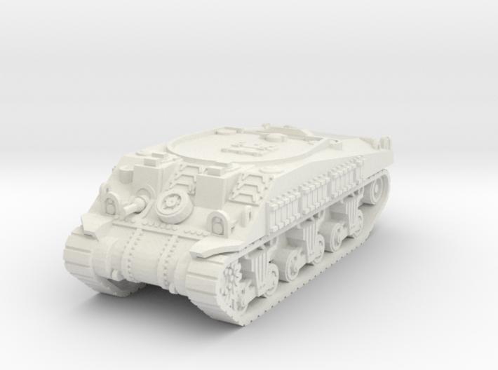 M4 Sherman ARV Mk1 1/100 3d printed