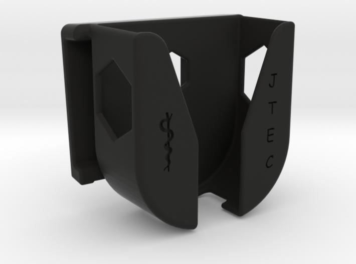 Traditional Stethescope belt clip mk1 3d printed