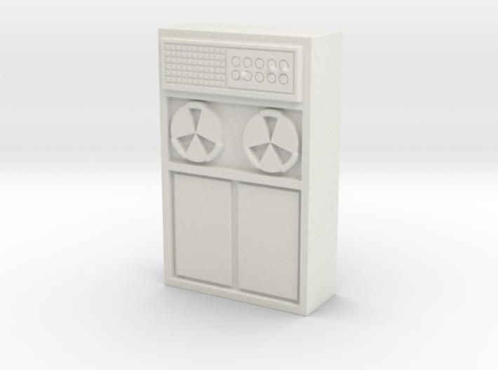 Old Computer Bank 1/64 3d printed
