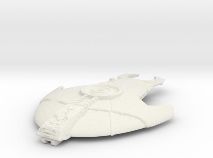 3788 Cardassian Hideki class 3d printed