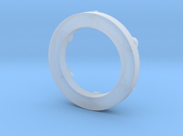 Trolian Symbol 3d printed