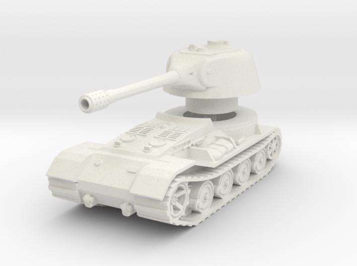 VK.7201 (K) Tank 1/72 3d printed
