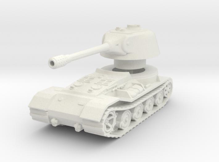 VK.7201 (K) Tank 1/120 3d printed