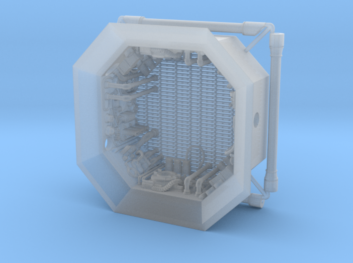 DeAgo Falcon Hold - Maintenance Pit 3d printed