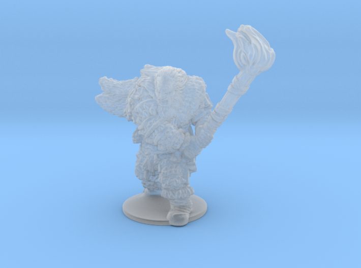 Game of thrones giant Wun Wun 35mm miniature games 3d printed