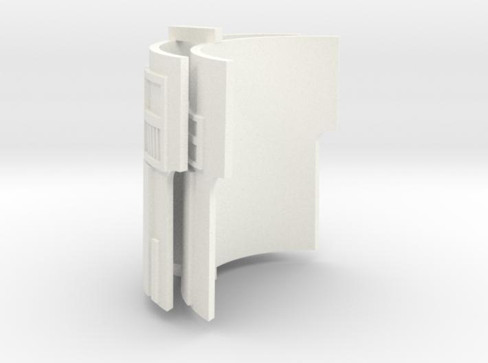PRHI Star Wars Kenner Astromech 3D Details 3d printed