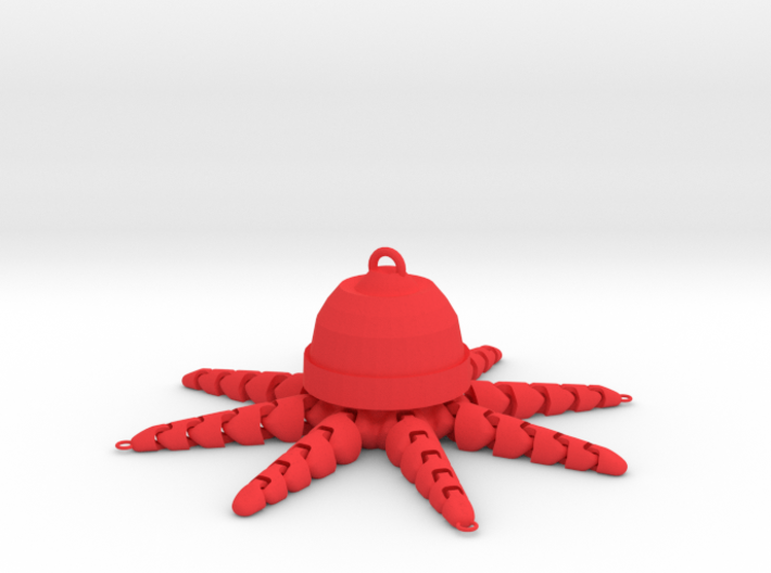 JellyFish Killer Bait 3d printed