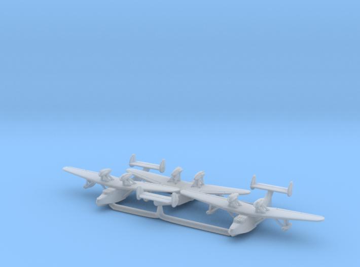 Hiro H4H x3 (WW2) 3d printed