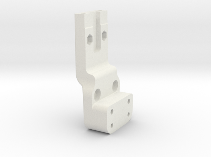 Rear Tower Mount TLR 22 3.0 Standup 3d printed