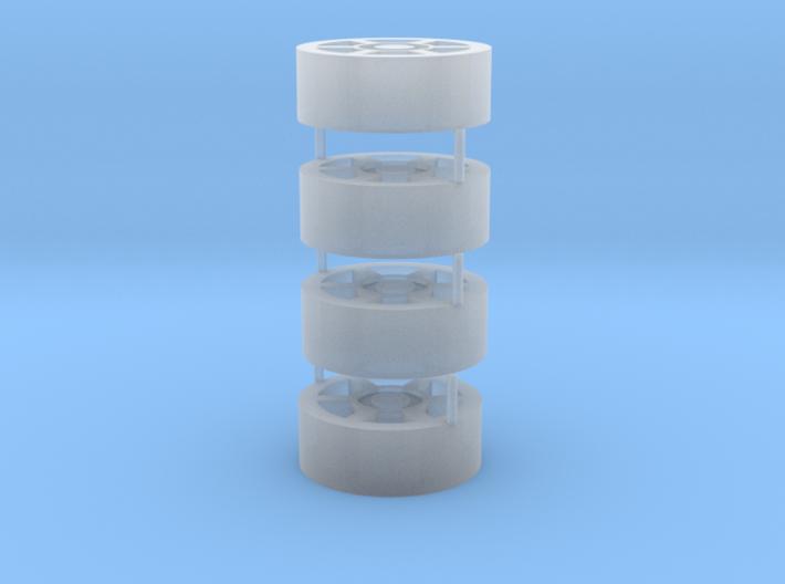 Reifen für Umschlagbagger 3d printed