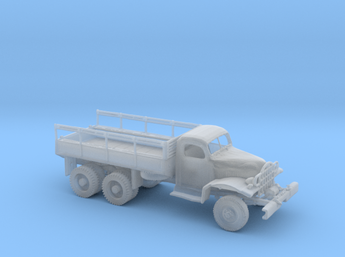 1/87 Scale GMC ACKWX 352 CARGO TRUCK 3d printed