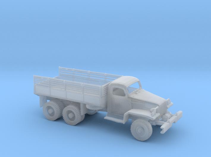 1/87 Scale GMC 352 CARGO TRUCK 3d printed