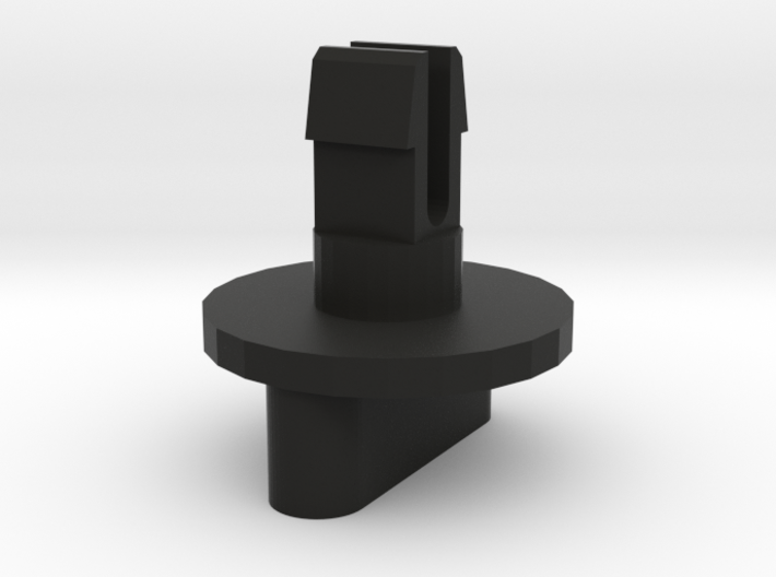 Audi A4 A6 Avant (warning triangle door) knob 3d printed