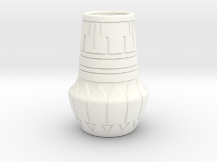Kreg Jones / Lewis Pot 01 3d printed
