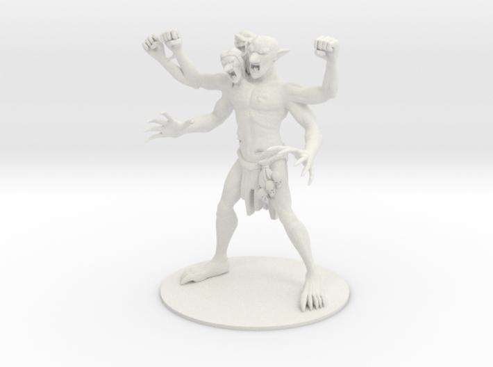Dire Troll 3d printed