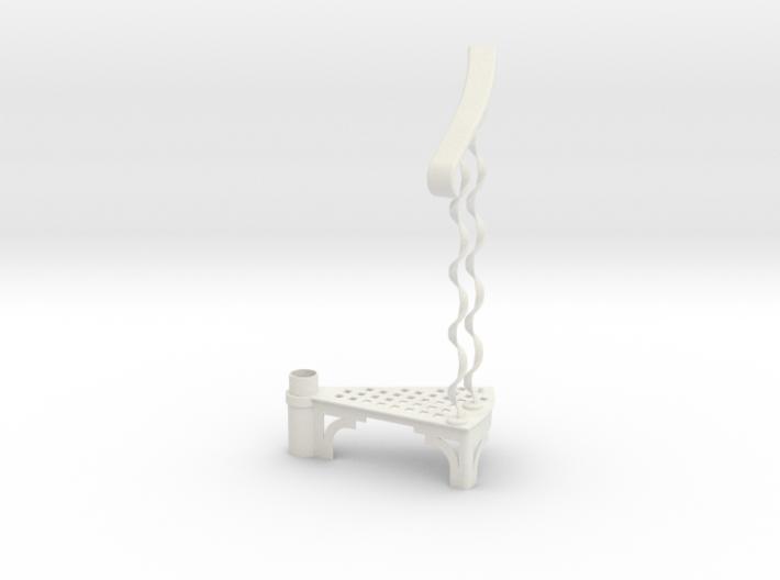 s-6-spiral-stairs-lh-12-step-twist4-modular-base 3d printed