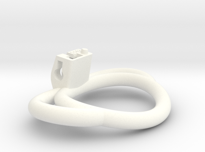 Cherry Keeper Ring - 51x42mm Wide Oval ~46.6mm LH 3d printed