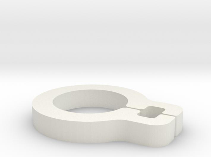 Zocus - Cable Loop 3d printed
