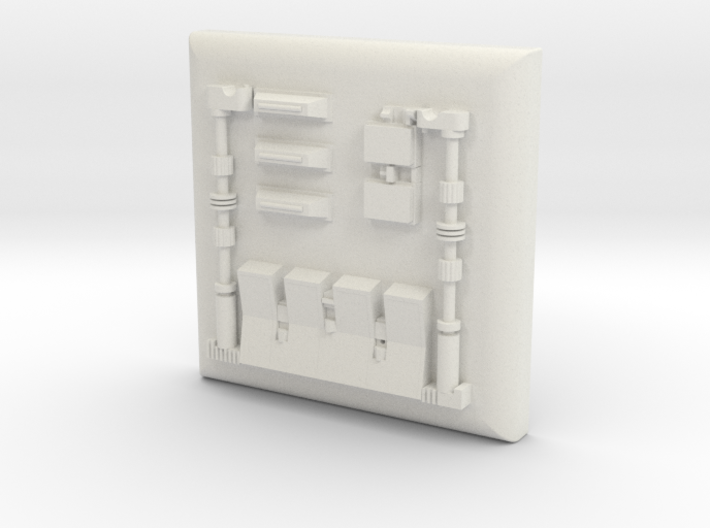 Chest box ESB 1:1 3d printed