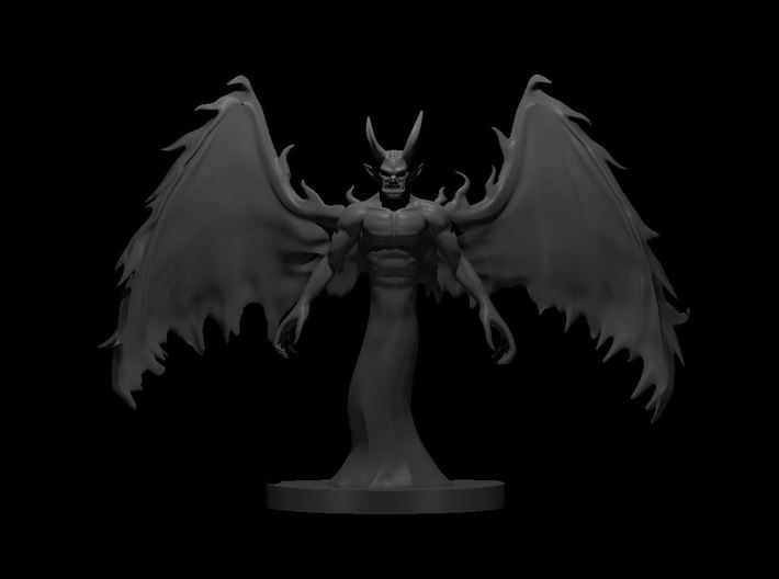 Shadow Demon 3d printed