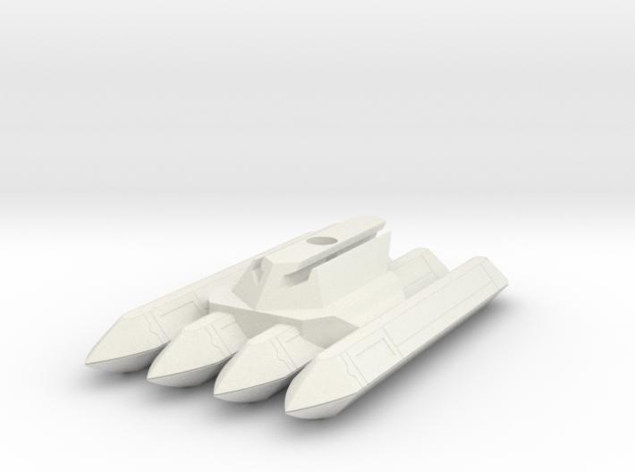 Viper MK 5 Pod 3d printed