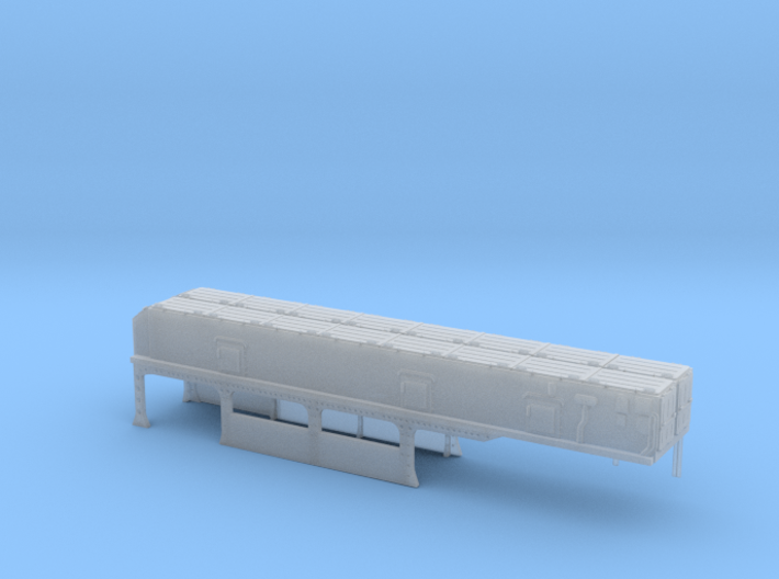 1/72 IJN Kagero Torpedo Container 3d printed