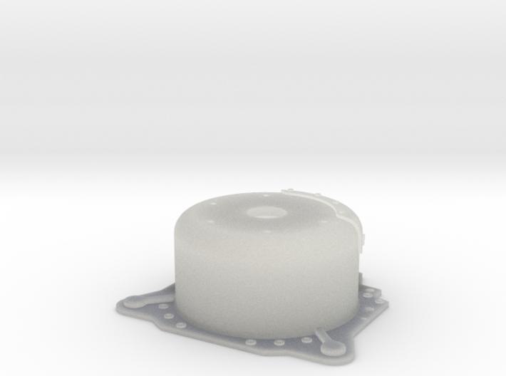 1/16 Lenco 7.5 inch Dp Bellhousing (No Starter Mnt 3d printed