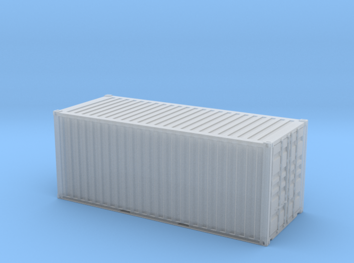 20ft shippingcontainer type B 3d printed