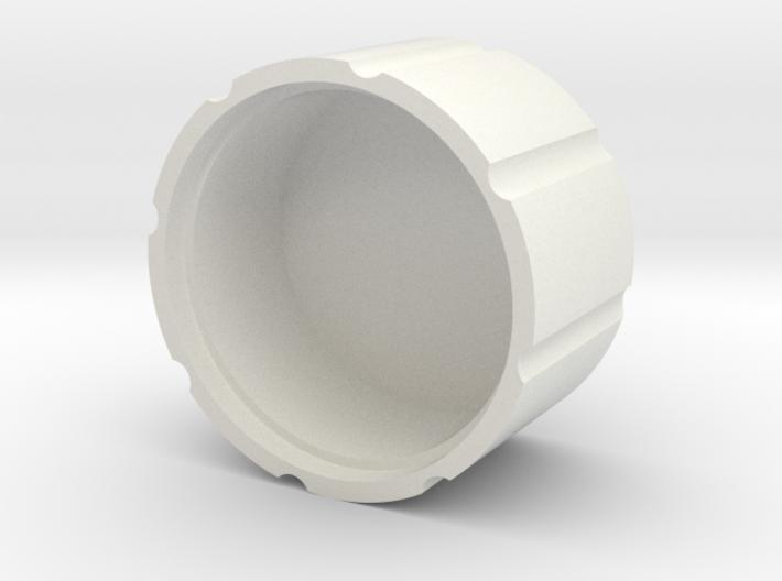 Battery cover for Biktrix ebikes 3d printed