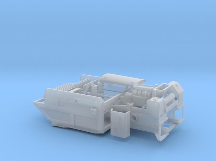 Stavostroj T180/S10 Part 2 3d printed