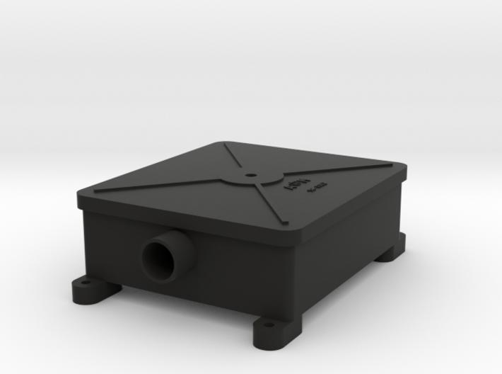 Spitfire Small suppressor 3d printed