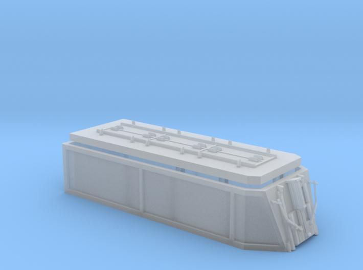 Thermomulde CH 5a Kippereinsatz 3d printed