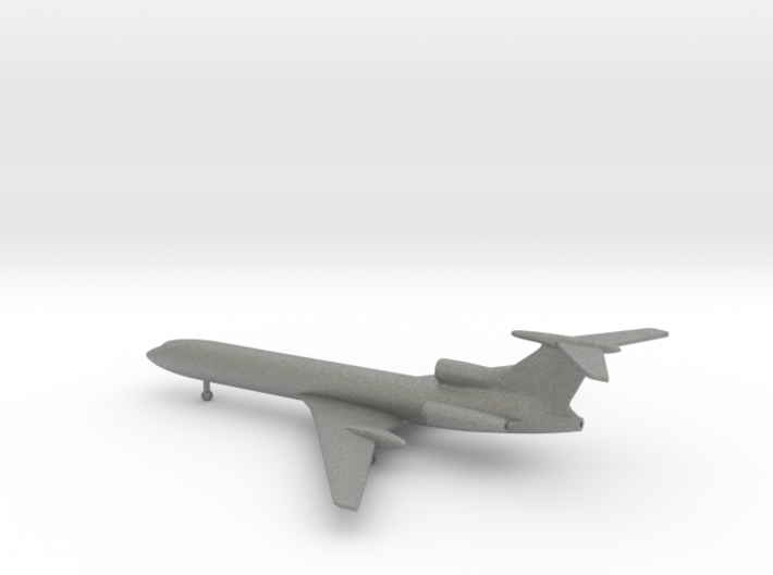 Tupolev Tu-154 Careless 3d printed