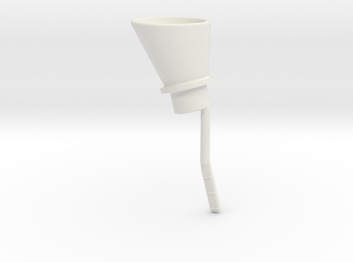 Oil Funnel 3d printed