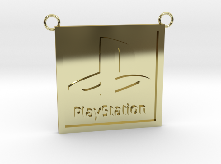 Playstation (Contact to Add Stones) 3d printed