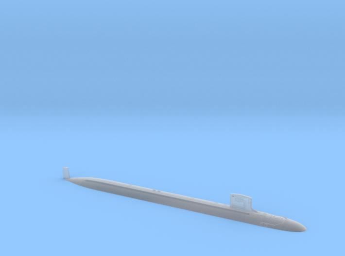 USS NORTH DAKOTA VA BLK III WL - 700 3d printed